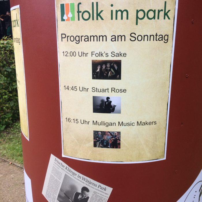 Folk Im Park Festival - Bremen, Germany